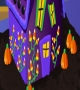 Candy Halloween House